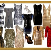 A Holiday Favorite: Party It Up With Sequins!