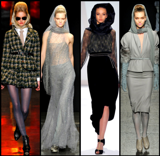 Mandy Coon Fall 2011. Leather: DVF ~ Mandy Coon~