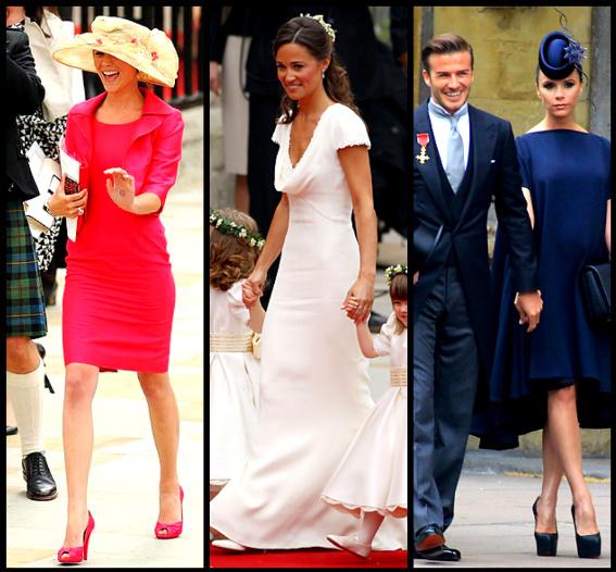 Victoria Beckham Royal Wedding Dress Fashion Dresses