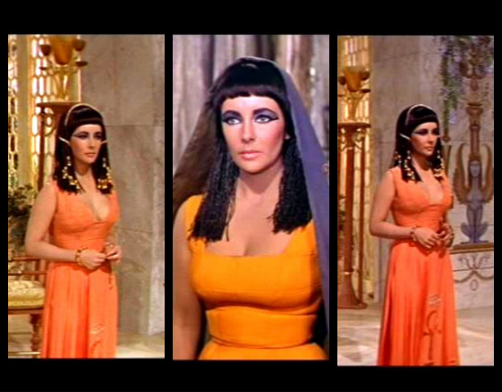 Fashion Throwback Featuring Cleopatra Outfits 1963 Style With Stylebabe