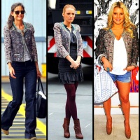{Fashion Deja Vu} Who Rocked The Isabel Marant Reilly Jacket?