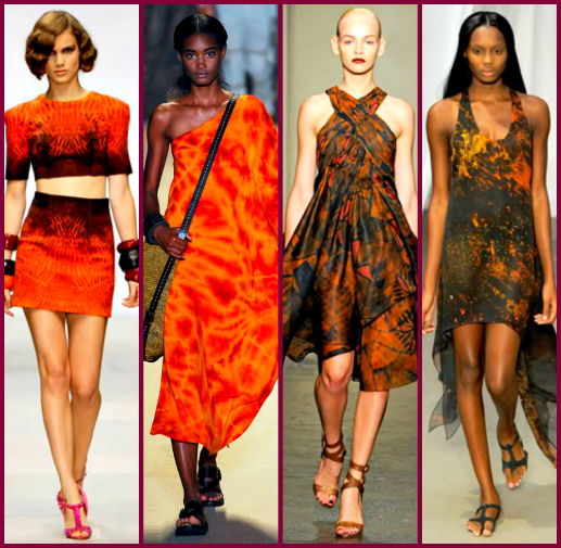 S 2012 Trends Featuring Colors More Part 1