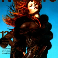 Picture Lust: Editorial Chic ~ Karlie Kloss For Numero #129 December/Jan Issue!