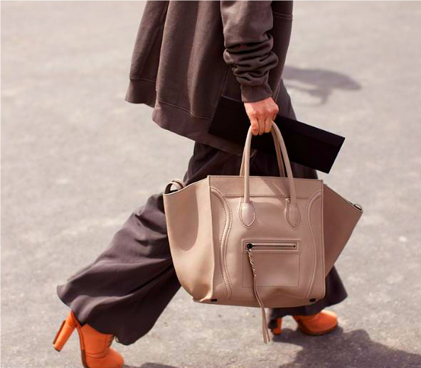 celine online store us - Handbag Hotness: Introducing The Sassy Celine Luggage Totes ...