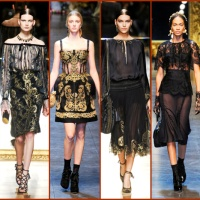 2012 Stylish Fall/Winter Trends From NYFW + LFW + MFW + PFW! (Part 2)