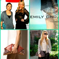 Get Clutchtastic: Introducing Emily Cho Fab S/S 2012 Handbags!
