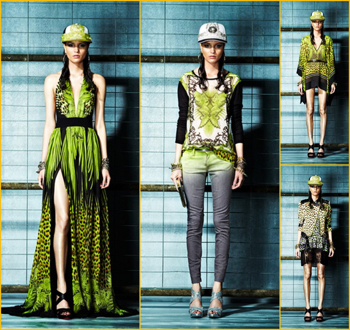 Jet Set Mix: Resort Love With Just Cavalli 2013!