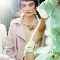 Sprinkled Charms: Presenting Chanel Cruise 2013 Collection + Video!