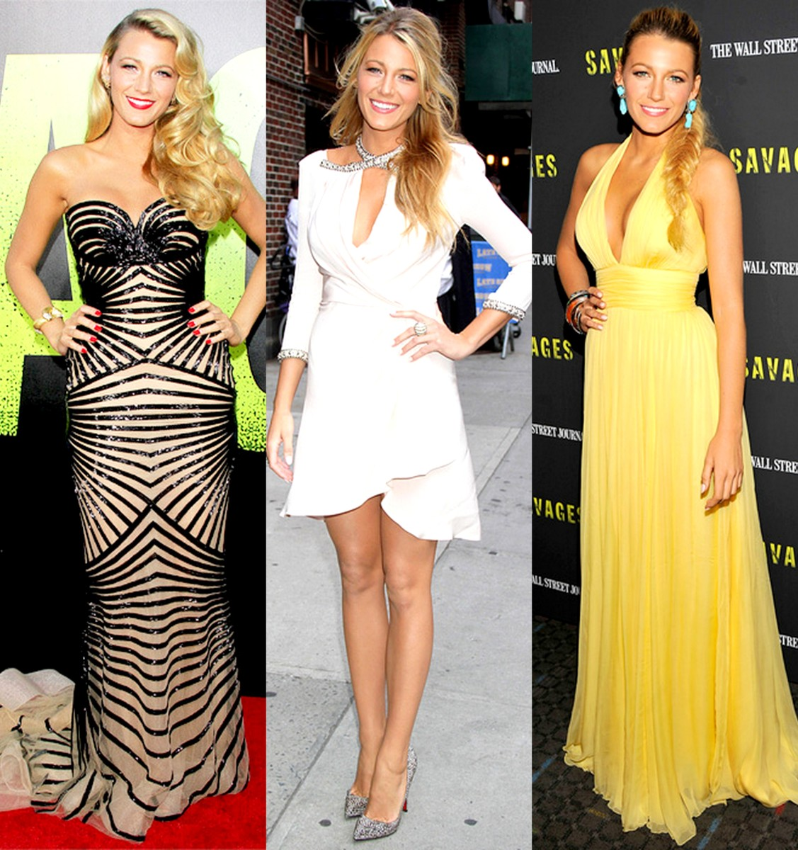 It's A Shimmering Chic New Week: Featuring Eight Amazing Red Carpet Looks!