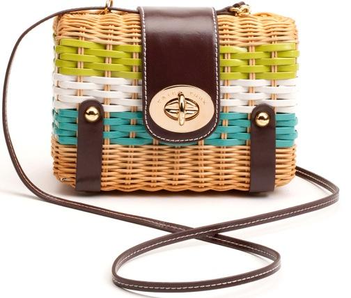 wicker handbags