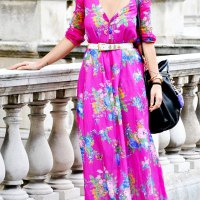 Flower Power: The Craziness Over Floral Dresses!