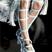MASCULINE MEETS FEMININE COUTURE VIDEO: With Jean Paul Gaultier Haute Couture F/W 2012~13