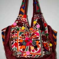 Patchwork Fab: Featuring Lonnie Cie Golden Coast Handbags!