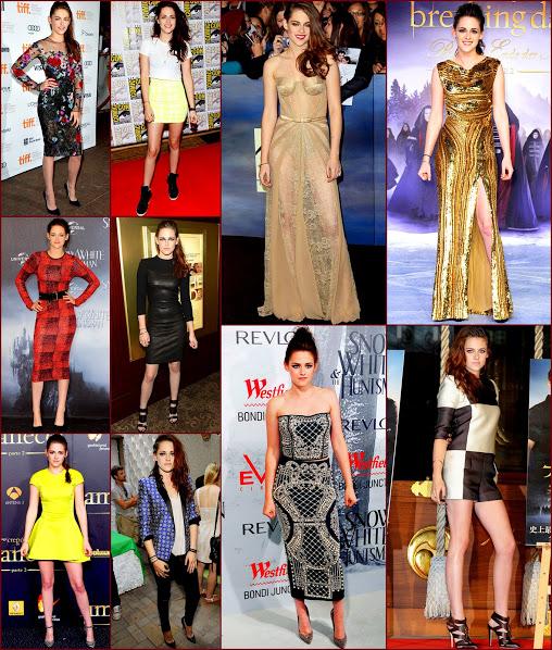 2012 fashion celebs 68 Stars28 Kirsten Stewart