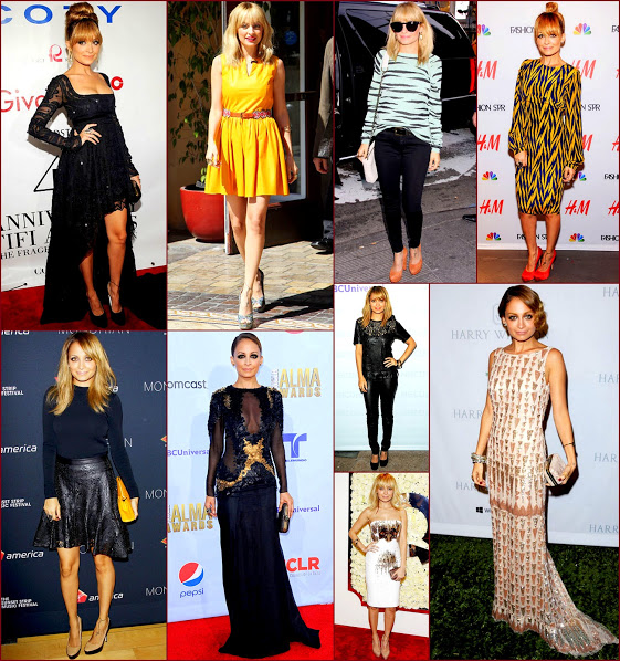 2012 fashion celebs 68 Stars34 Nicole Richie