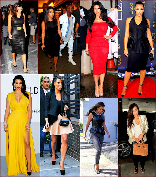 2012 fashion celebs 68 Stars38 kim K