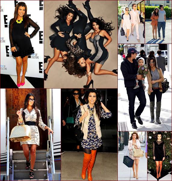 2012 fashion celebs 68 Stars39 Koutney K