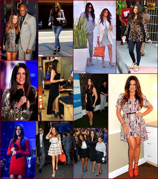 2012 fashion celebs 68 Stars40 Khloe K