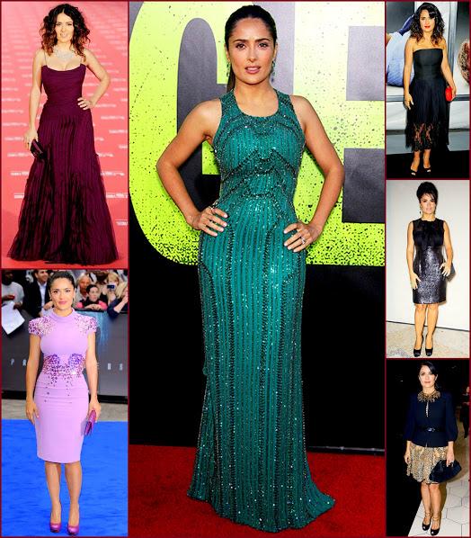 2012 fashion celebs 68 Stars41 Salma Hayke