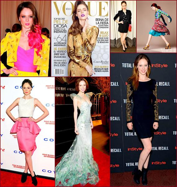2012 fashion celebs 68 Stars5 Coco rocha