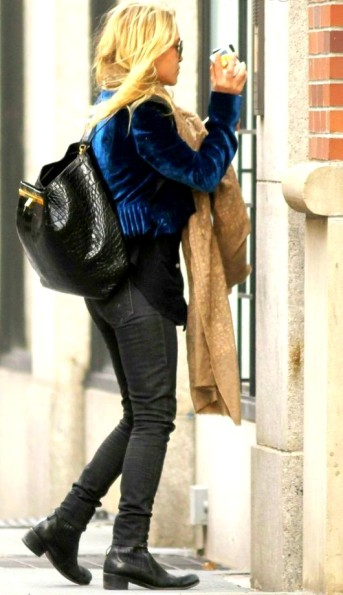 Ashley Olsen The Row Backpack