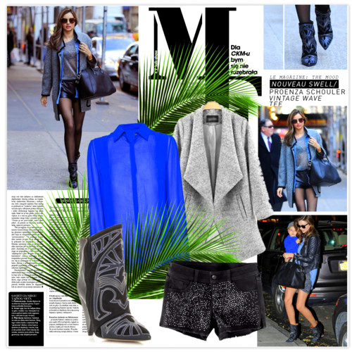 Miranda Kerr Street Style Look Fab