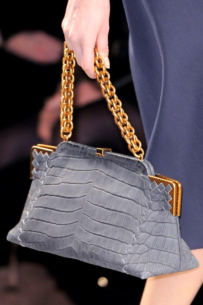 LADYLIKE LUXE MEETS 1940's VIDEO: With Bottega Veneta F/W R-T-W 2013 Collection!