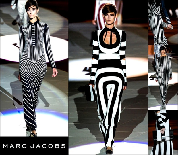 Marc Jacobs 2013 Spring and Summer Ready to wear stripes