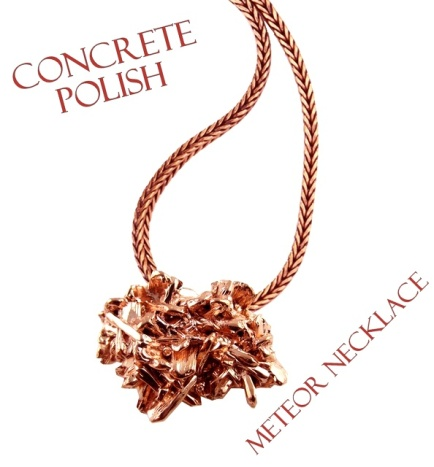 30b862f83b8ad99289eb2adbe668db27New Meteor Necklace! Comes in Rose Gold, Yellow Gold, or Oxidized Silver!