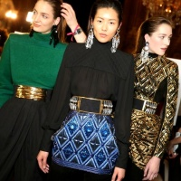 WINTER BLING OUT VIDEO: With #PFW Balmain F/W RTW 2013 Collection!