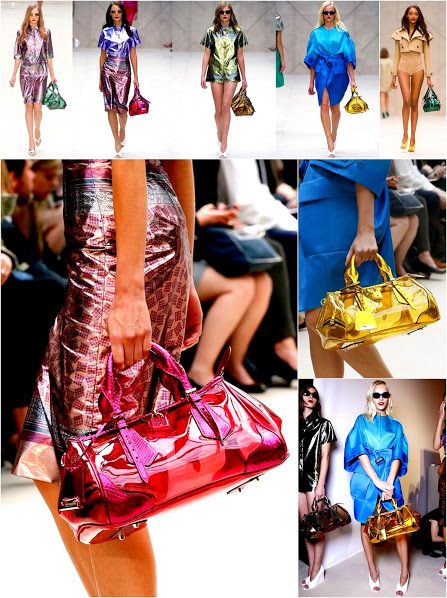 clear bags 2013 spring trend 1burberry prorsum bags