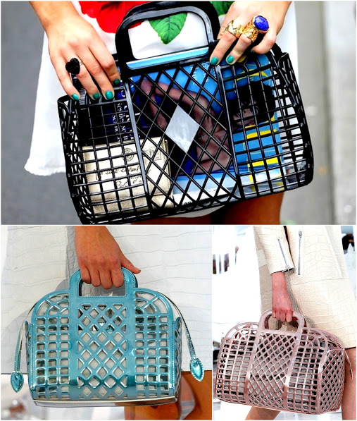 clear bags 2013 spring trend LV 2012 bag