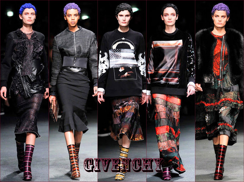 givenchy-fall 2013 paris d