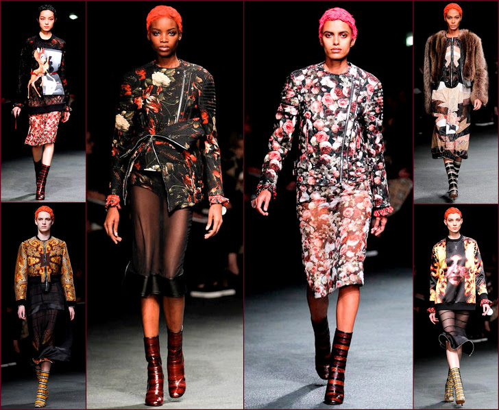 givenchy-fall 2013 paris
