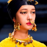 FUNKY COLOR TRANCE VIDEO: With #PFW Manish Arora 2013 F/W RTW Collection!