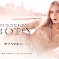 A Scent I Can't Resist: Burberry Body New Fragrance Tender With Cara Delevingne + Video!