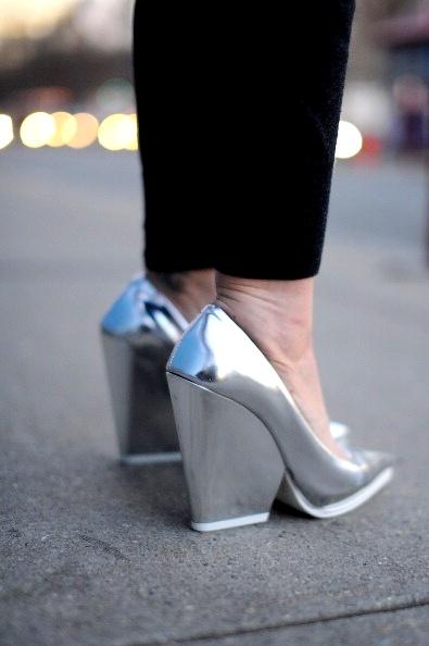celine mirror heels wedges de6989e4ec