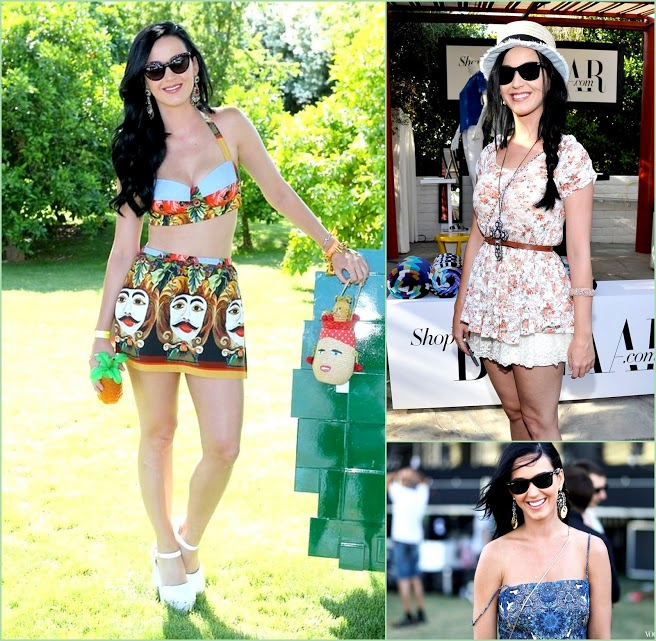 Look Back On Coachella 2013 Katy Perry