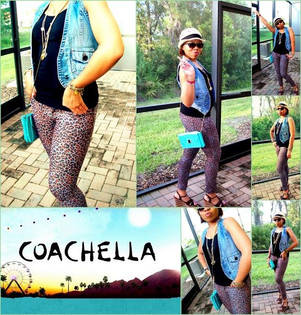 stylebabe Coachella inspired style 2013