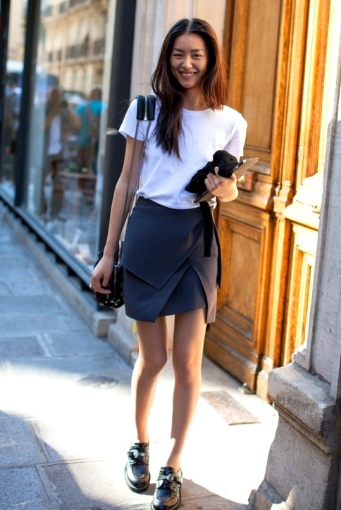 06Liu Wen. Love her, love her outfit