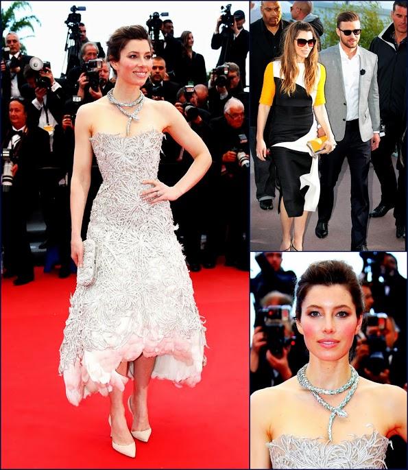 2 hbz-cannes-052013-Inside-Llewyn-Davis-Jessica-Biel-xlnJessica Biel in Marchesa & Justin Timberlake & Chopard Jewels