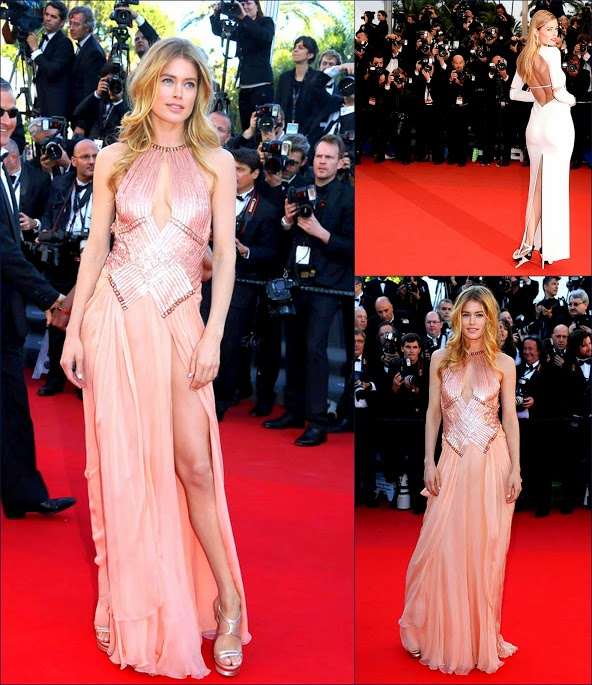 2 hbz-cannes-052013-Le-Passe-Doutzen-Kroes-xln-88988565Doutzen Kroes In Atelier Versace & White Calvin Klein dress