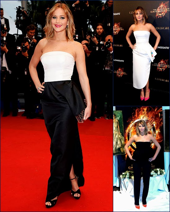 2 hbz-cannes-052013-The-Hunger-Games-Jennifer-Lawrence-2-xlnJennifer Lawrence In Christian Dior & Dior Couture