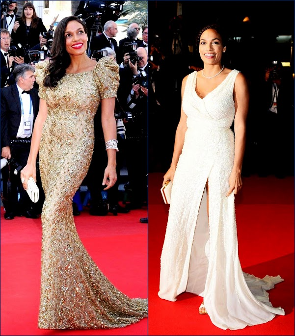 2 hbz-cannes-052113-As-I-Lay-Dying-Rosario-Dawson-xlnRosario Dawson in White Sequin Elie Saab & Gold Marchesa Dress