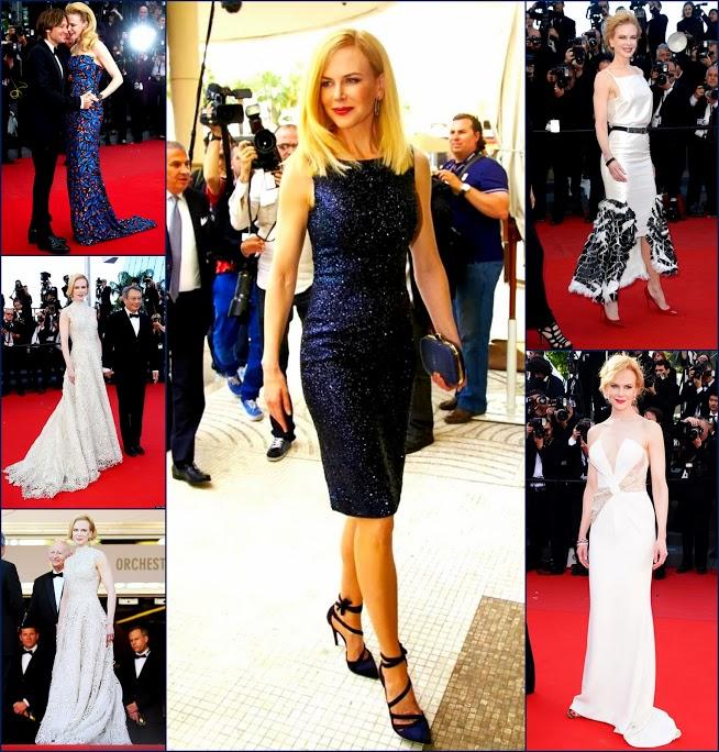 2 hbz Cannes-nicole-kidman-350 in a Giorgio Armani gown & white Valentino Gown & Nicole Kidman Wearing Chanel - 'La Venus A La Fourrure' 2013 & L'Wren Scott dress & Giorgio Armani gown