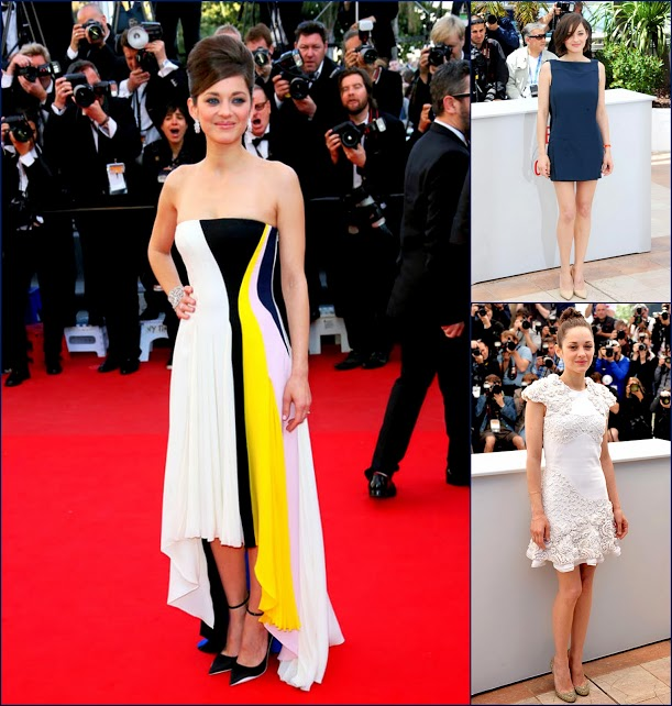 2hbz-cannes-052113-Blood-Ties-Marion-Cotillard-xln Dior resort 2014 & Antonio Berardi & McQeeen