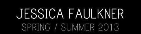 Jessica Faulkner Spring and summer 2013