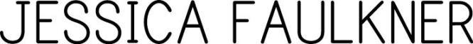Jessica Faulkner logo