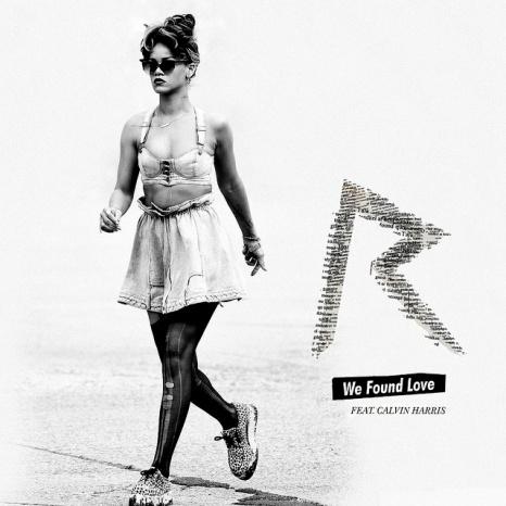 We found love video art Calvin Harris Rihanna