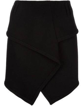 f817c417169b54abf366d36d26e48686PROENZA SCHOULER Asymmetric skirt